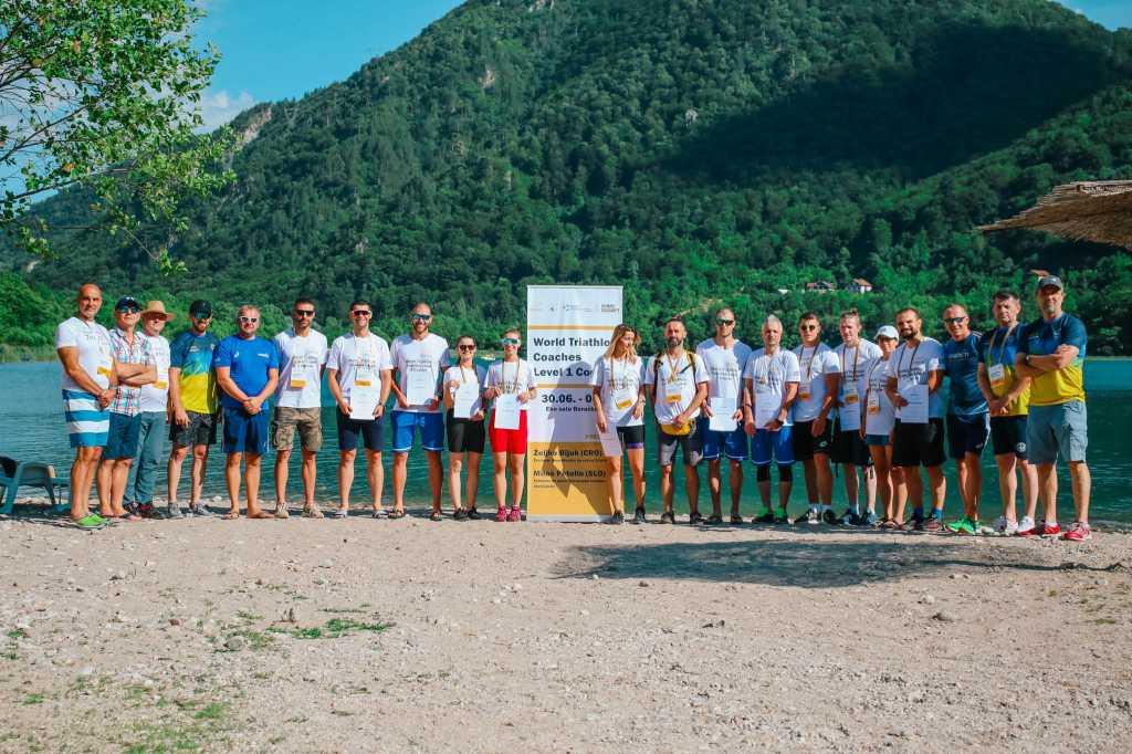 1. World Triathlon Coaches Level 1 Course.